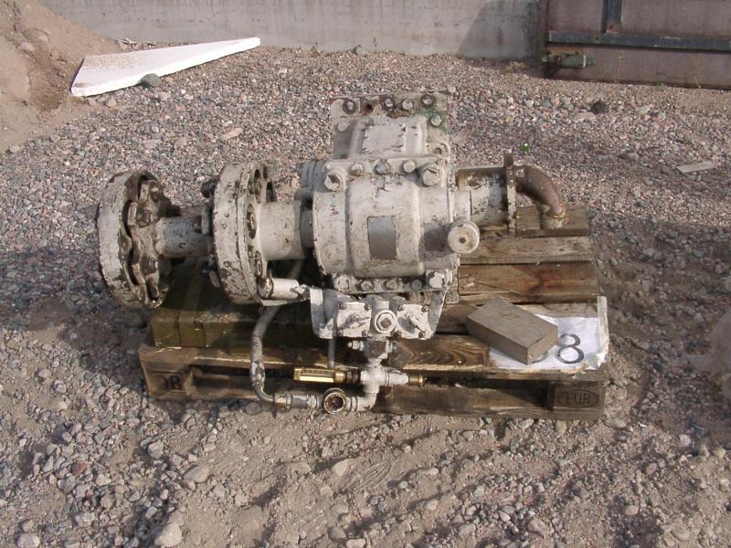 Polttomoottori Kalliopora